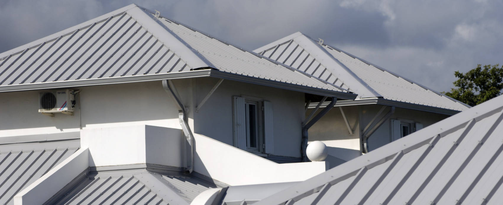 Metal Roofing Base Modern Metal Roofing From